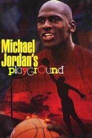 Poster Michael Jordan's Playground 1990