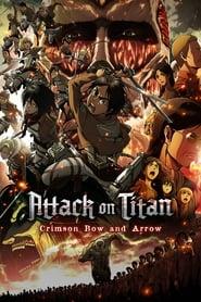 Poster Attack on Titan: Crimson Bow and Arrow 2014