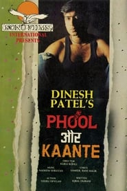 Phool Aur Kaante 1991 Hindi Movie JC WebRip 400mb 480p 1.3GB 720p 4GB 13GB 1080p