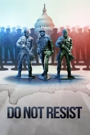 Poster for Do Not Resist