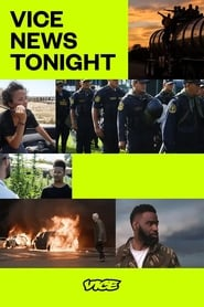 Poster VICE News Tonight 2020