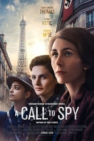 A Call to Spy (2020) WEB-DL 480p & 720p | GDRive