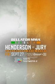Bellator 227: Henderson vs. Jury