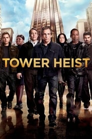 Poster for the movie, 'Tower Heist'