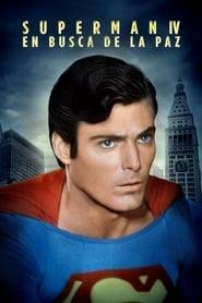 Superman 4: En busca de la paz
