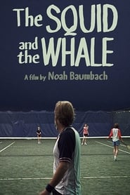 Poster The Squid and the Whale 2005