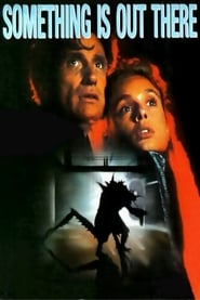 Poster Something Is Out There 1988