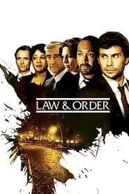 Poster Law & Order 2010