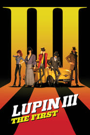 Lupin III: The First (2019) poster