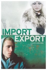 Import/Export poster