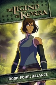 The Legend of Korra - Book Four: Balance poster