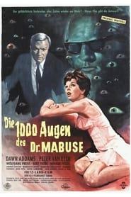 Los crímenes del Dr. Mabuse 1960