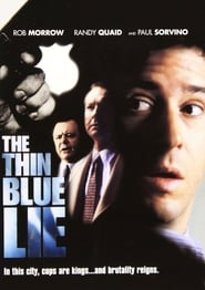 Poster The Thin Blue Lie 2000