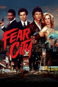 Poster Fear City 1984