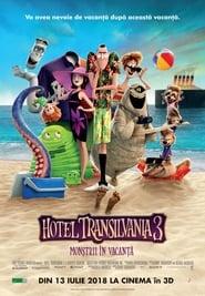 Hotel Transylvania 3 (2018) dublat in romana