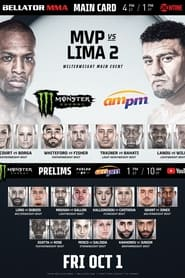 Bellator 267: Lima vs. MVP 2