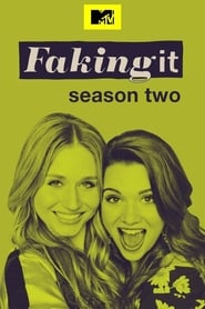 Faking It - Season 2 poster