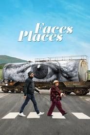 Poster Faces Places
