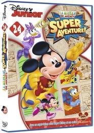 Regarder La Maison de Mickey - 24 - Une super aventure !