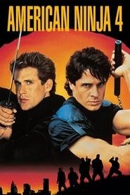 Poster American Ninja 4: The Annihilation 1990