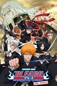 Poster Bleach the Movie: Memories of Nobody 2006