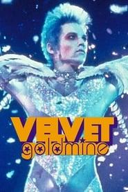 Poster Velvet Goldmine 1998