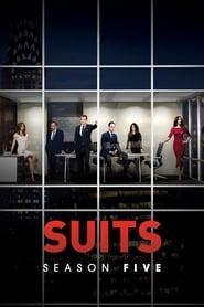 Suits 5º Temporada (2015) Blu-Ray 720p Download Torrent Dublado e Legendado