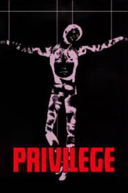 Poster Privilege 1967