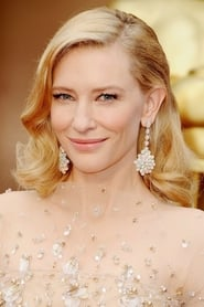 Portrait of Cate Blanchett