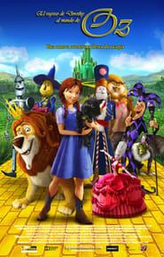 El regreso de Dorothy al mundo de Oz 2014