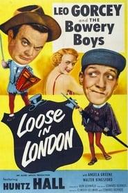 Loose in London (1953)