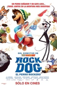 Rock Dog: El Perro Rockero (2016) | Rock Dog