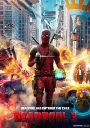 Poster Deadpool 3 2022