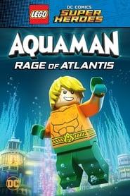 Poster LEGO DC Super Heroes - Aquaman: Rage Of Atlantis 2018