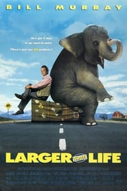 Poster for Larger than Life