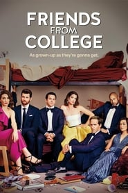 Assistir Friens from College Temporada 2 Online Dublado e Legendado