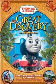 Poster Thomas & Friends: The Great Discovery: The Movie 2008
