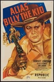 Alias Billy the Kid poster