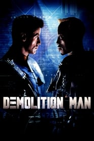 Poster for Demolition Man