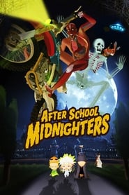 Poster After School Midnighters 2012