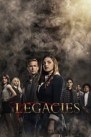 Poster Legacies - Season 2 Episode 7 : It Will All Be Painfully Clear Soon Enough 2020