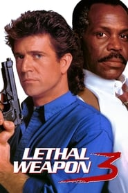 Poster Lethal Weapon 3 1992