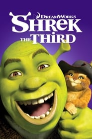 Poster Shrek the Third 2007