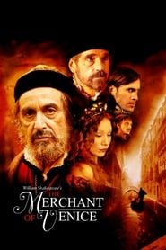Poster The Merchant of Venice 2004