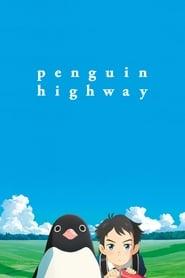Poster Penguin Highway