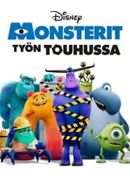 Monsterit työn touhussa