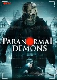 Poster Paranormal Demons