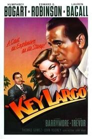 Poster Key Largo 1948