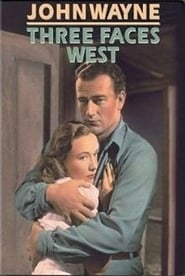 Affiche de Film Three Faces West