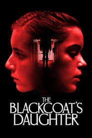 Poster for The Blackcoat's Daughter